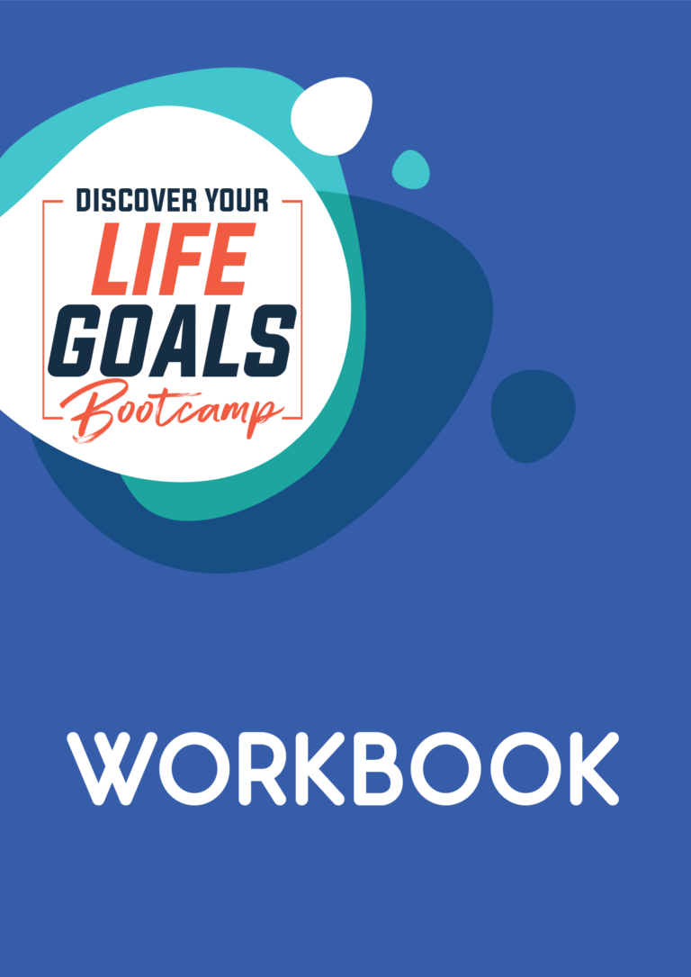 Discover Your Life Goals Workbook