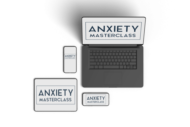 Anxiety Masterclass on multiple devices